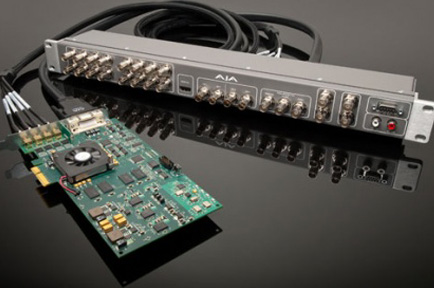 AJA KONA 3G Delivers Unrivaled Flexibility for Professional Video and Audio I/O