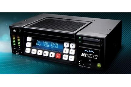 AJA Releases Ki Pro 2.0 Firmware