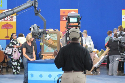 "PBS' ""Antiques Roadshow"" Goes Tapeless with AJA Ki Pro"