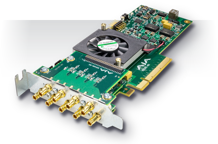 AJA Launches Corvid 88; Delivering Multi-Channel I/O to Developer Partners
