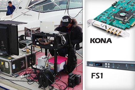 First IMAX 3D Film for Asian Markets Created Using AJA KONA 3G and FS1 for On-Set Support