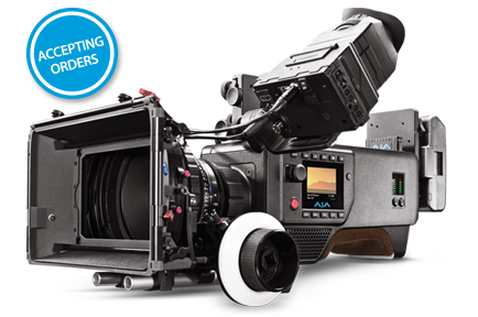 AJA Announces Ship Date for the CION Production Camera;