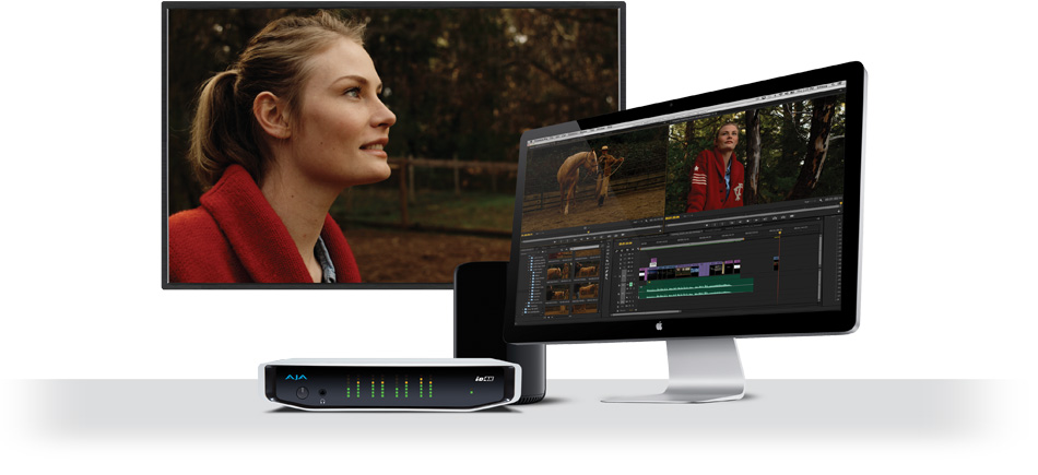 AJA Releases New KONA and Io Software with AJA Control Room Updates