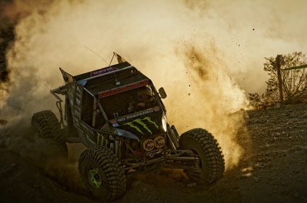 AJA Technology Fuels King of Hammers 2013 Live Broadcasts