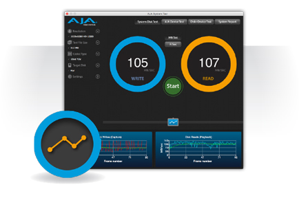 AJA Releases Desktop Software 12.3 Supporting Closed Captioning Capture