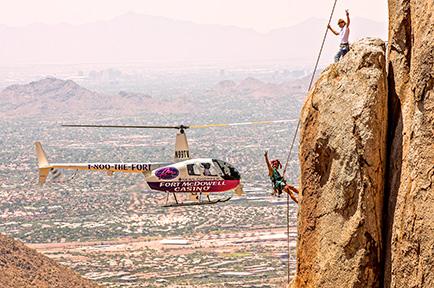 Chopperguy Takes to the Sky with AJA Ki Pro Mini