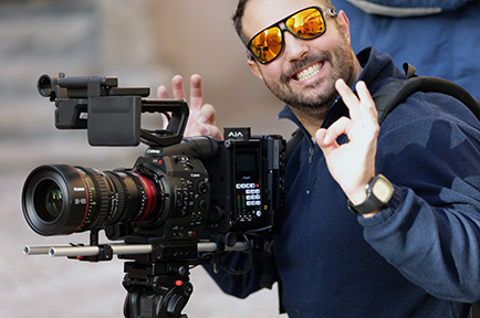 ARProductions Creative Director Aldo Ricci Captures 4K Italian Vistas with AJA Ki Pro Quad and Canon EOS C500