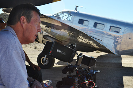 AJA Ki Pro Quad and Canon C500 Steer 4K Production for 'Atlas Shrugged: Who is John Galt?'