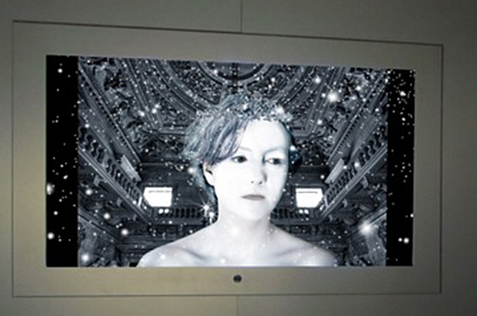 "AJA Io 4K Powers ""Breathless Beauty, Broken Beauty""; The World's First 12k (3x4k) Sculptural Film Art Installation at the Victoria and Albert Museum in London"