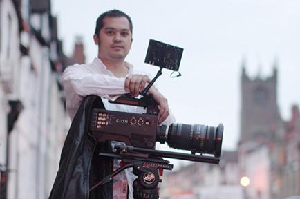 Filmmaker Ali Walker Shoots Luxury Brand Films with CION