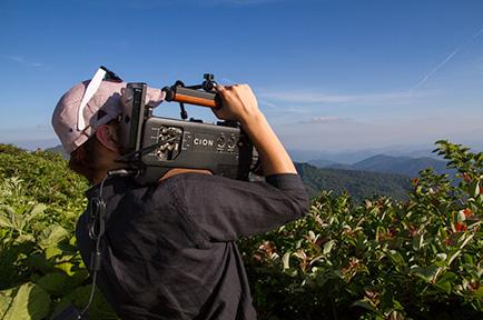 Japanese Student Film Fisherman and the Fungus Man Captured on AJA CION