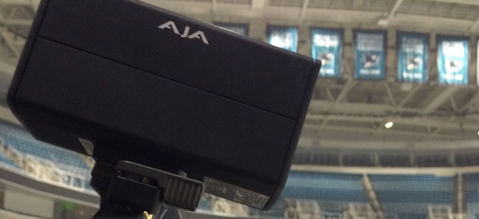 AJA RovoCams Help NHL Settle the Score