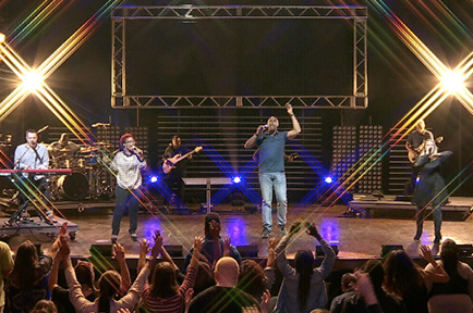 Victory World Church Deploys Sophisticated Live AV Workflow with AJA Video Systems