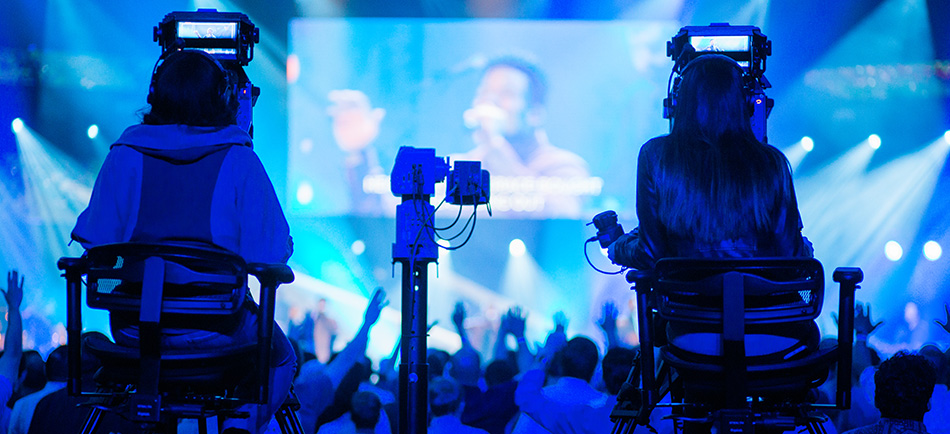 Church of the Highlands Relies on AJA Video Systems for Mega AV Workflows