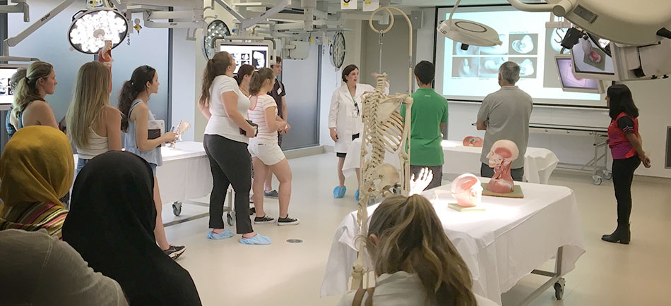AJA RovoCam Camera System Delivers Critical Image Perspectives for Macquarie University's Surgical Skills Lab