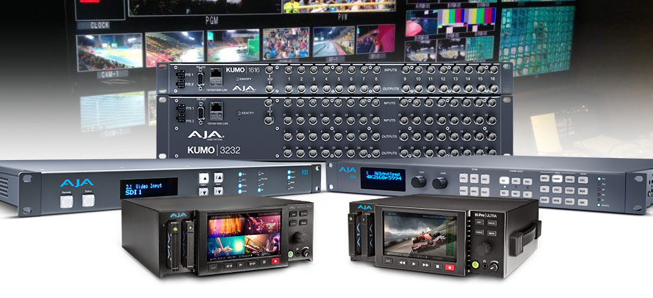 Infinity Multimedia Productions Broadcasts Universiade 2017 Opening and Closing Ceremonies in 4K with AJA Gear