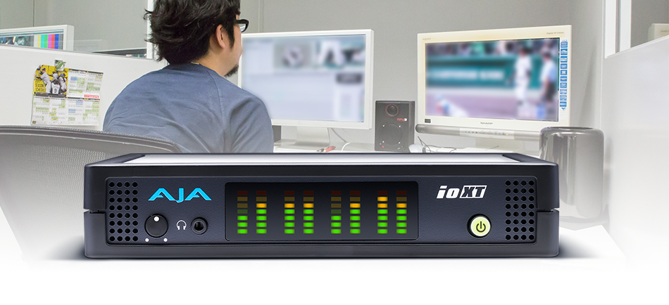 Asahi Television Broadcasting Corporation Banks on AJA Gear for Production and Post