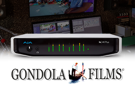 AJA Io 4K Plus Helps Góndola Films Deliver Powerful Narrative for 4K HDR Documentary 'A Light in the Darkness'