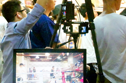 Leading Hong Kong Fight Club Tackles 4K Production with AJA Ki Pro Quad