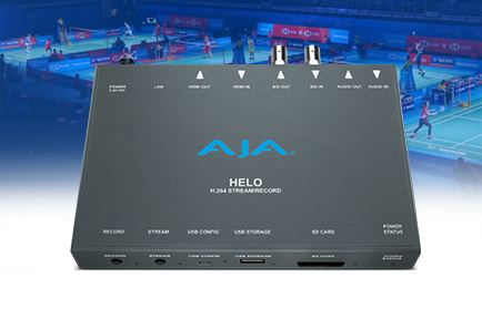 Macking Domain Takes Malaysia Open Live on YouTube with AJA HELO