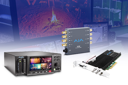 KST Streamlines Production Workflows with Help from AJA Solutions
