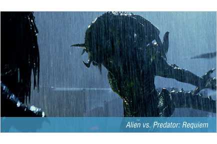 AJA KONA 3 and Apple Final Cut Pro Provide Optimal Edit Pipeline for Alien vs. Predator: Requiem