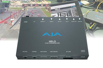 Malaysia's Merdeka Race 2020 Streams Live Four-wheel Race Coverage to Fans Across the Globe with AJA HELO