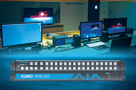 Tokyo-Based ADK Creative One Upgrades Commercial Post Facility With  AJA 4K/UltraHD 12G-SDI Solutions
