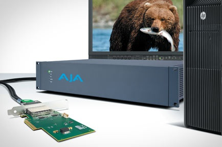 AJA Announces Corvid Ultra, Multi-Format I/O Supporting 2K, 4K Workflows and Scaling