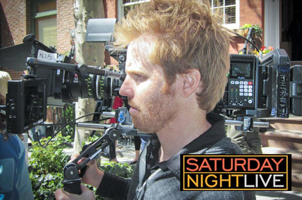 DP Alex Buono Takes 'Saturday Night Live' to 4K with AJA Ki Pro Quad
