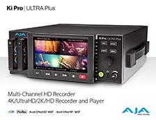 Ki Pro Ultra Plus