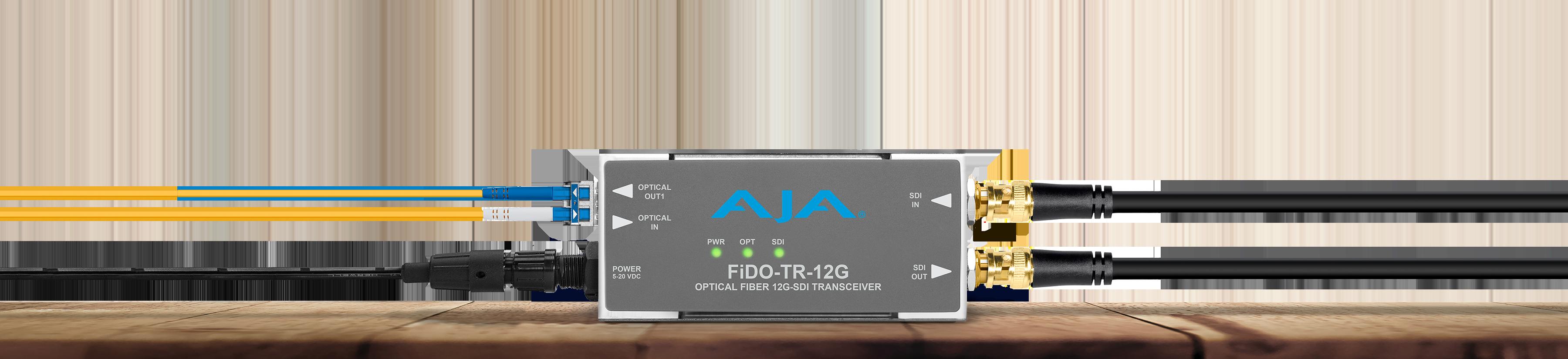 FiDO-TR-12G