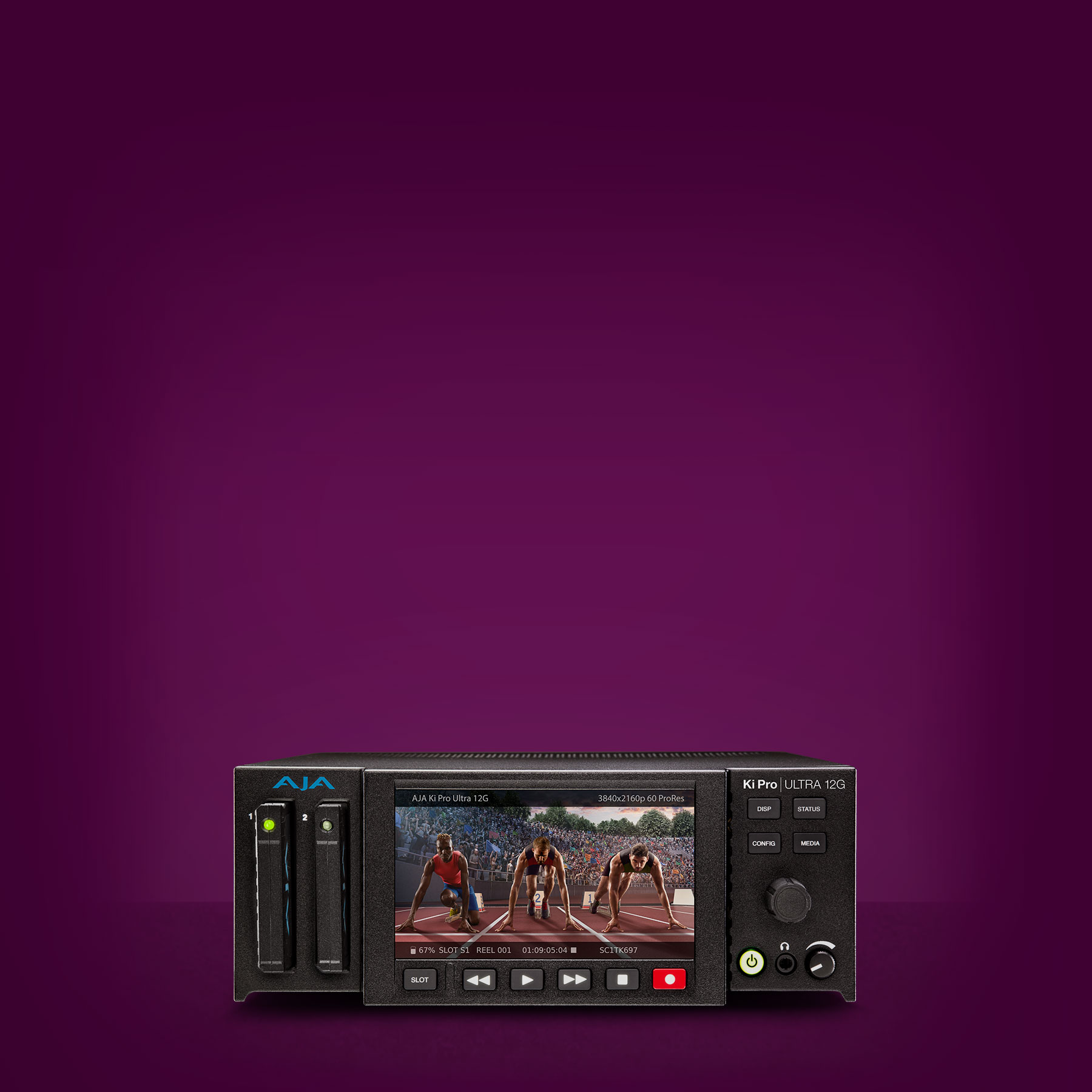 Ki Pro Ultra 12G
