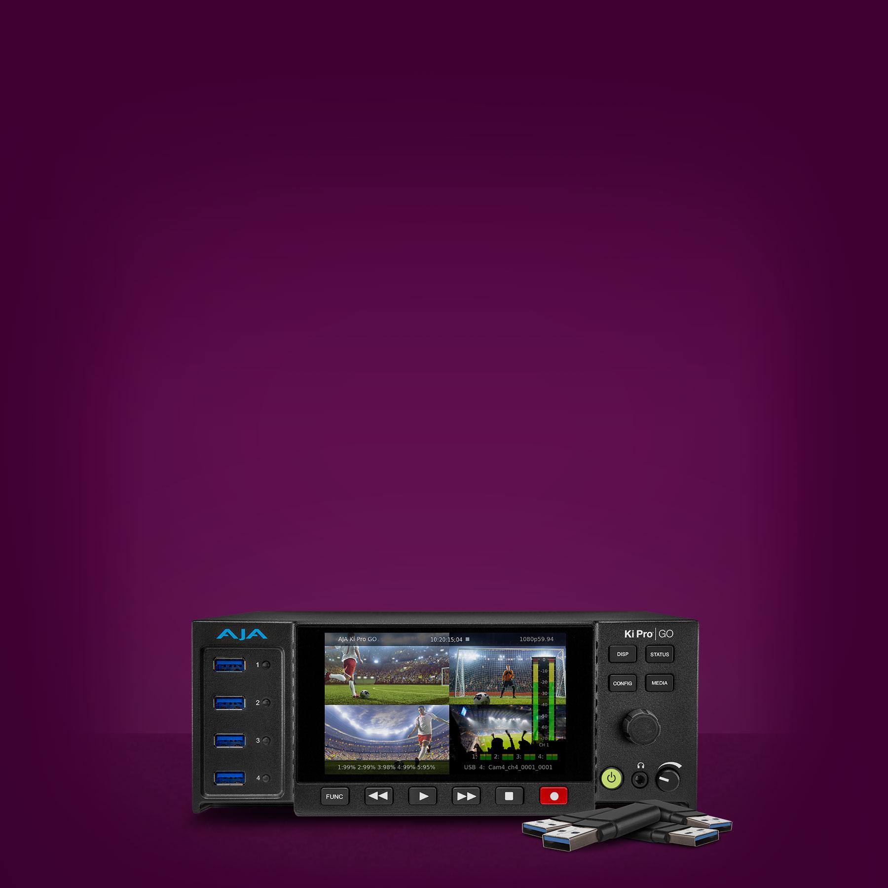 Ki Pro GO v2.0 Firmware