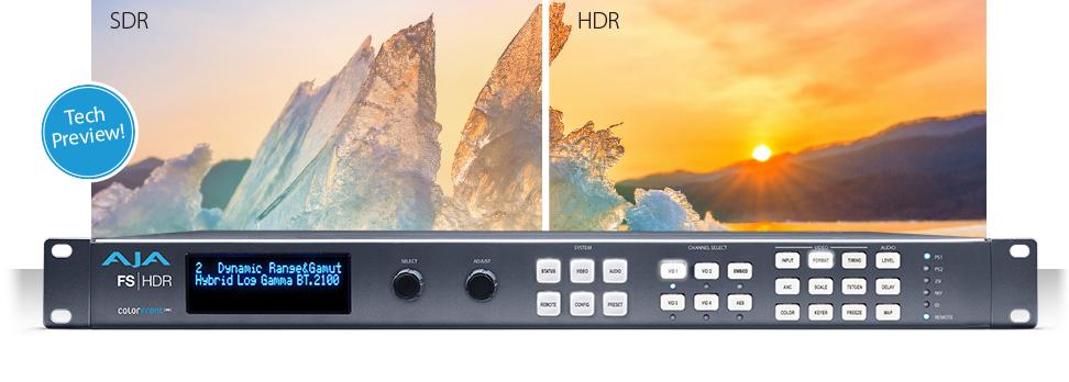 FS-HDR (Tech Preview)