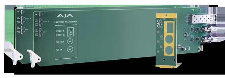 openGear Multi-Mode fiber cards
